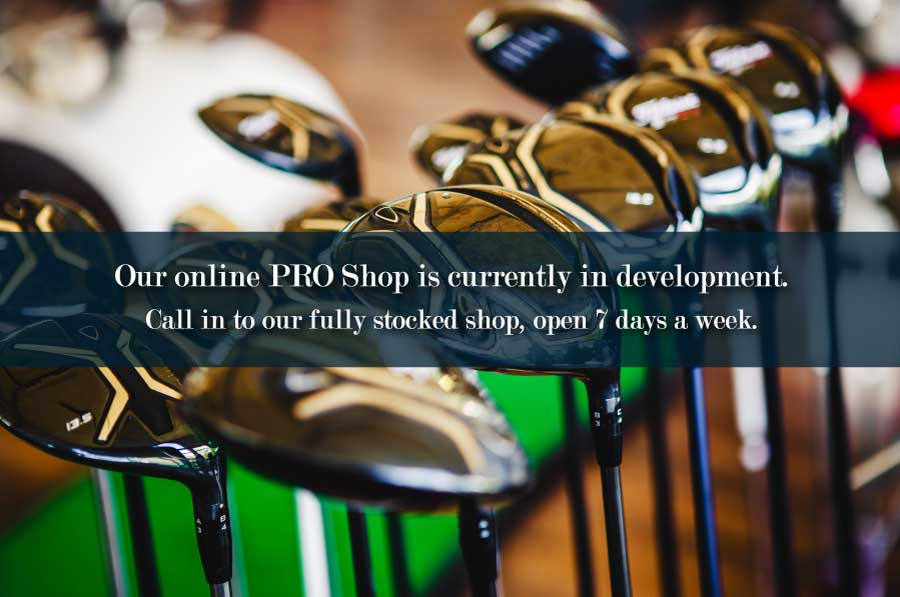 Royal Belfast Golf Club PRO Shop currently closed