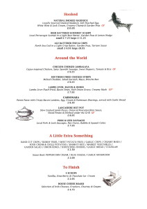 Autumn menu 2